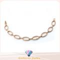 Hot Sale Woman′s Fashion Jewelry 925 Silver Bracelet (BT6601)
