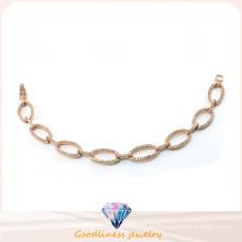 Das Art- und Weiseschmucksache-925 silbernes Armband der heißen Verkaufs-Frau (BT6601)