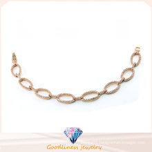 Hot Sale Woman′s Fashion Jewelry 925 Silver Bracelet (BT6601)