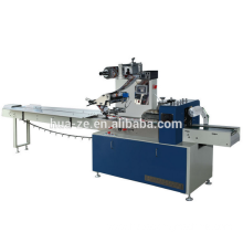 CE approved high speed hardware parts flow wrapping machine