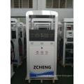 Zcheng gasolinera dispensador de combustible