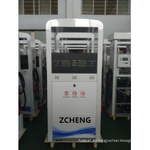 Zcheng gasolinera dispensador de combustible