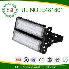 UL / Dlc IP65 LED Flutlicht im Freien des Spotlichtes LED Tunnel-Lampen-100W LED