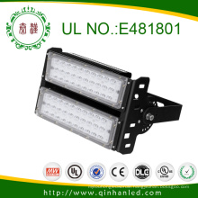 UL/Dlc IP65 LED Outdoor Spot Light LED Tunnel Lamp 100W LED Flood Light