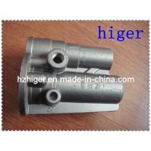 Piezas de maquinaria de aleación de aluminio de fundición a presión