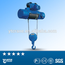 High discount electric wire rope hoist for glass factory