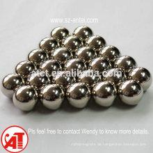 Magnet mit Kugelform / stress Ball mit Magnet / Neodym-Permanentmagnet-Preis