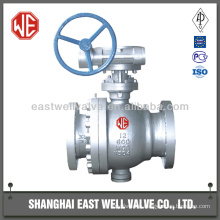 2 Pieces Mounted Ball Valve