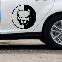 Werbeartikel Dekoration Selbstklebende Karosserie Seitenaufkleber Design Gestanzte Auto Aufkleber