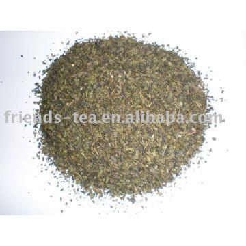 Green tea fannings 0918