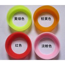 Estera de moda de la taza del silicio del silicón de la categoría alimenticia 100% de moda