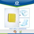 Konstruktion Anwendung von Windel und Sanitär Nappulin HOT MELT KLEBER