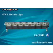 Super Bright, 40W LED Strip, 160lm/W