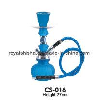 Fumar colorido cachimbo de água pequeno Hookah Shisha