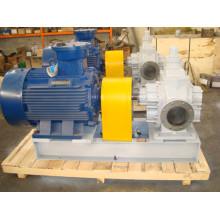 Pompe à huile d'engrenage d'huile de lubrification de Ycb30 pour la machine