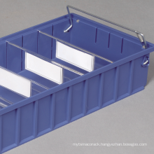 PP material multi-purpose bins for warehouse