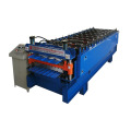 new metal double deck roll forming machine
