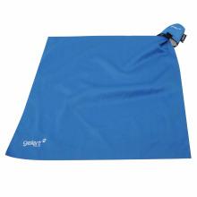 Custom Personalized Gym Towel With Zip Pocket, microfiber gym towel, microfiber sports towel