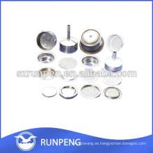 2016 aluminio de alta precisión caliente de la venta que estampa las piezas