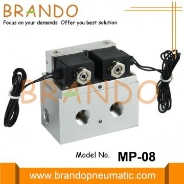 Electroválvula de generador de oxígeno de 4 vías 12V 24V