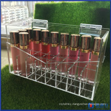 Acrylic Lipstick Holder Case Handmade with Lid