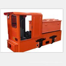 Locomotiva da bateria elétrica da mineração subterrânea de 5 toneladas CTY5 / 9G