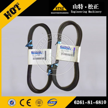 PC400-7 V-BELT SET 04121-22271