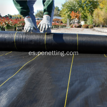Weed Control Barrier Cheap PP Woven Fabric