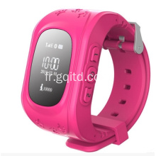 Enfants Smart GPS / GSM Tracker Sim Card Watch
