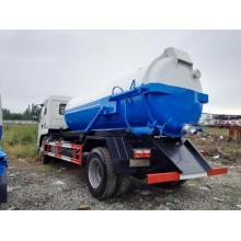 Dongfeng 4CBM Sewage Truck 4 * 2 Fahrmodus
