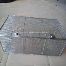 304 Stainless Steel Wire Basket Series with Lid