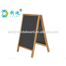 Factory direct Wooden Blackboard Easel