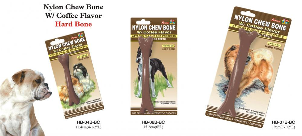 Soft Chew Bone Coffee Scent Small Medium And Large