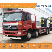 Caminhão de transporte de máquinas FOTON Auman 8 x 4