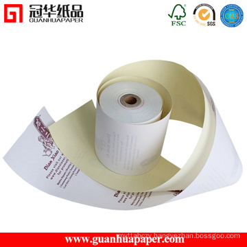 2015 High Quality Preprinted 3 Ply NCR Paper