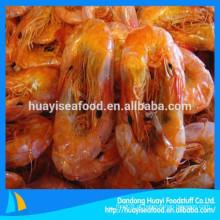 IQF embalado camarão seco congelado venda quente congelado frutos do mar