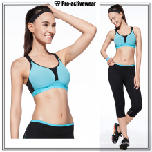 OEM Sport High Quality Quick Dry Wholesale Ladies Yoga Bra