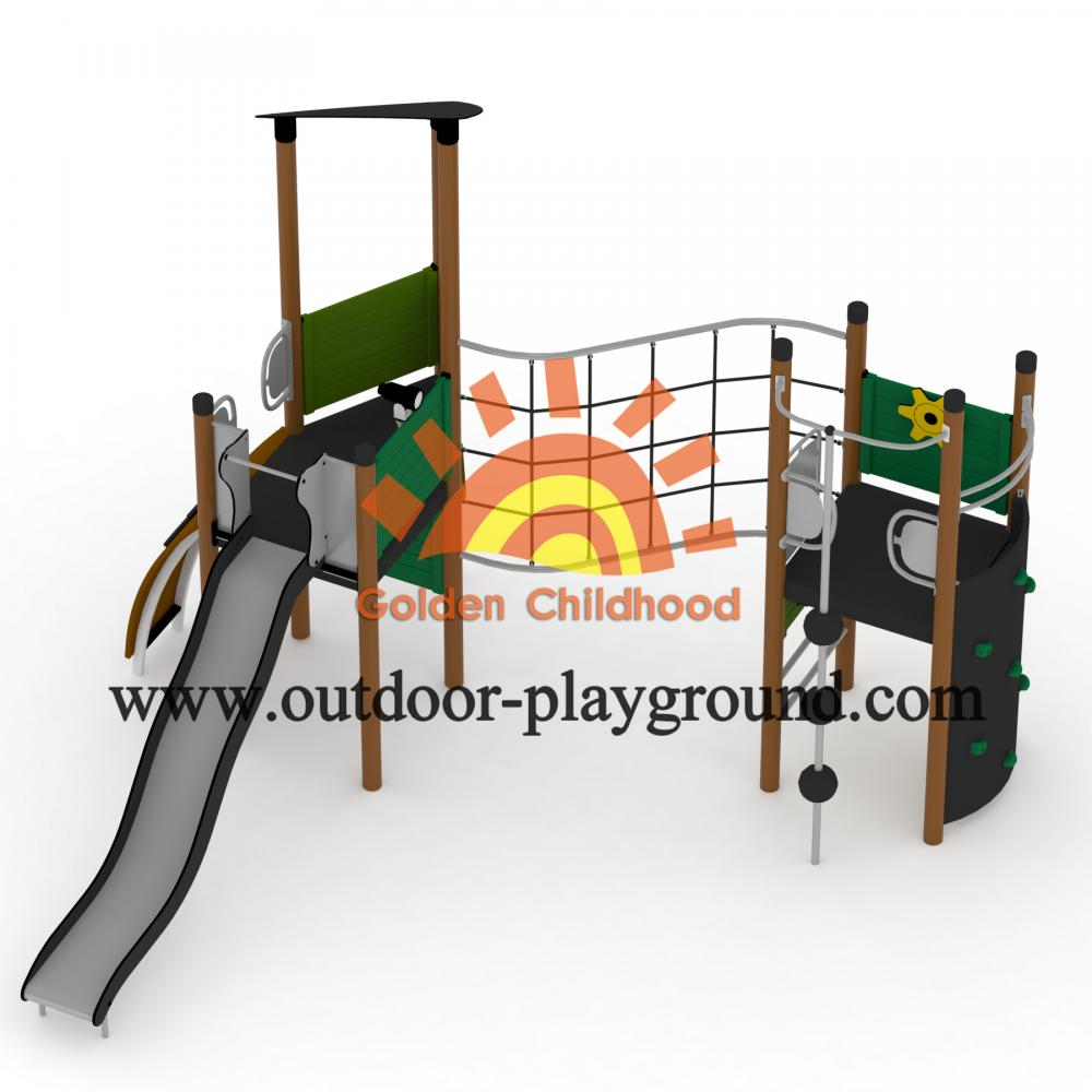 Unique Mutiplay Backyard Play Structures