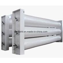 Cilindros de almacenamiento de la estación Jumo Cilindro de gas del CNG