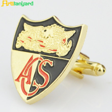 Zinc Alloy Enamel Cufflinks For Men