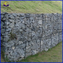 hot dipped galvanized gabion box for walls