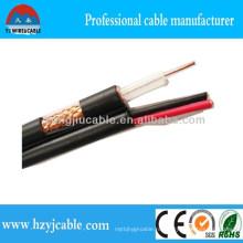 Коаксиальный кабель RG6 Rg59 Коаксиальный кабель Rg11 Коаксиальные кабели Коаксиальный кабель Цена
