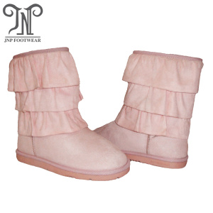 New Product for China Toddler Sheepskin Boots,Kids Winter Boots,Children Winter Boots Manufacturer Girls Nice Pink Boots Childrens Wear for Kids supply to Oman Exporter