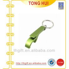 Aluminum Bottle opener keyrings