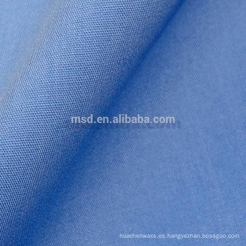 120days LC uv tela de algodón no estiramiento
