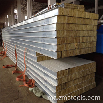 Panel Sandwic Rockwool Sandwich