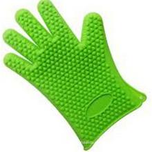 Перчатки из термостойкой силикона