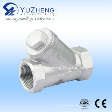 Ss Thread Y Type Strainer