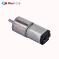 Micro High Quality 16mm Gearbox 12v 20rpm Dc Gear Motor