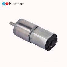 KM-16A030 мини-3В постоянного тока низкоскоростной электродвигатель с 16-мм коробкой передач